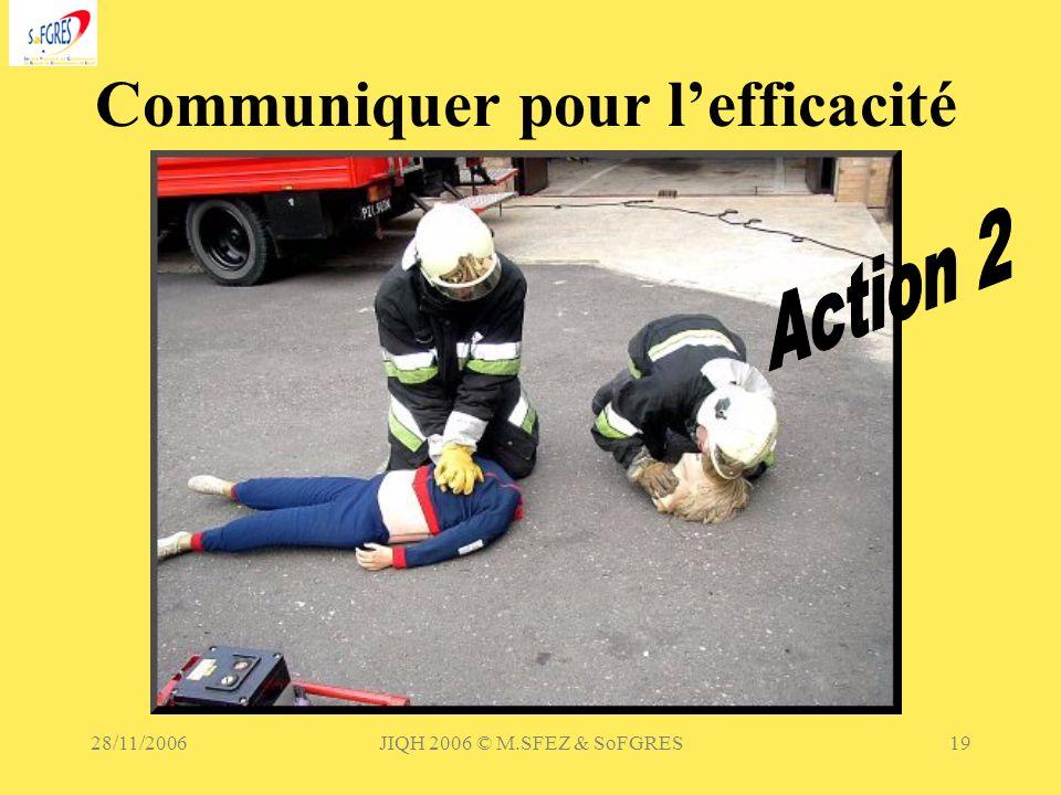 Communiquer pour l'efficacité