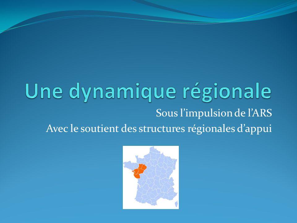 Une dynamique régionale