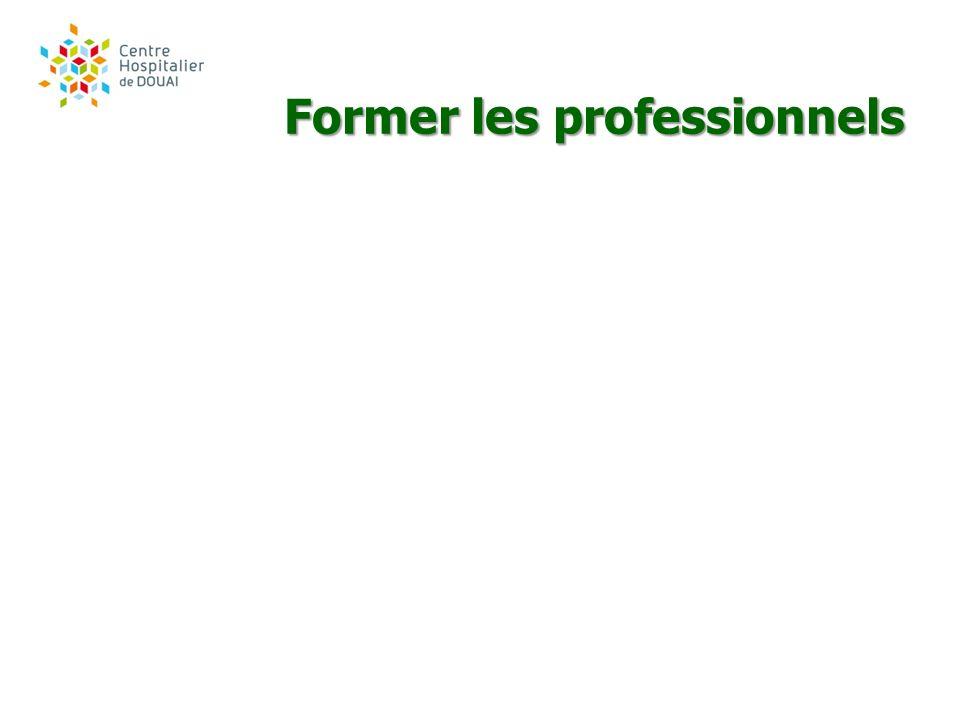Former les professionnels