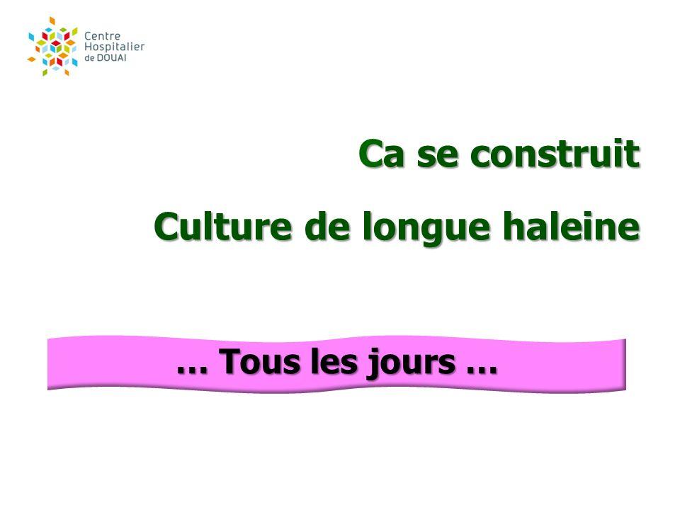 Culture de longue haleine