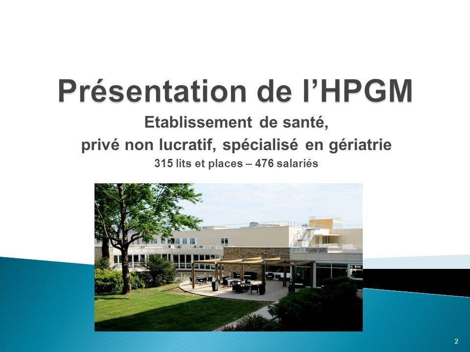 Présentation de l'HPGM