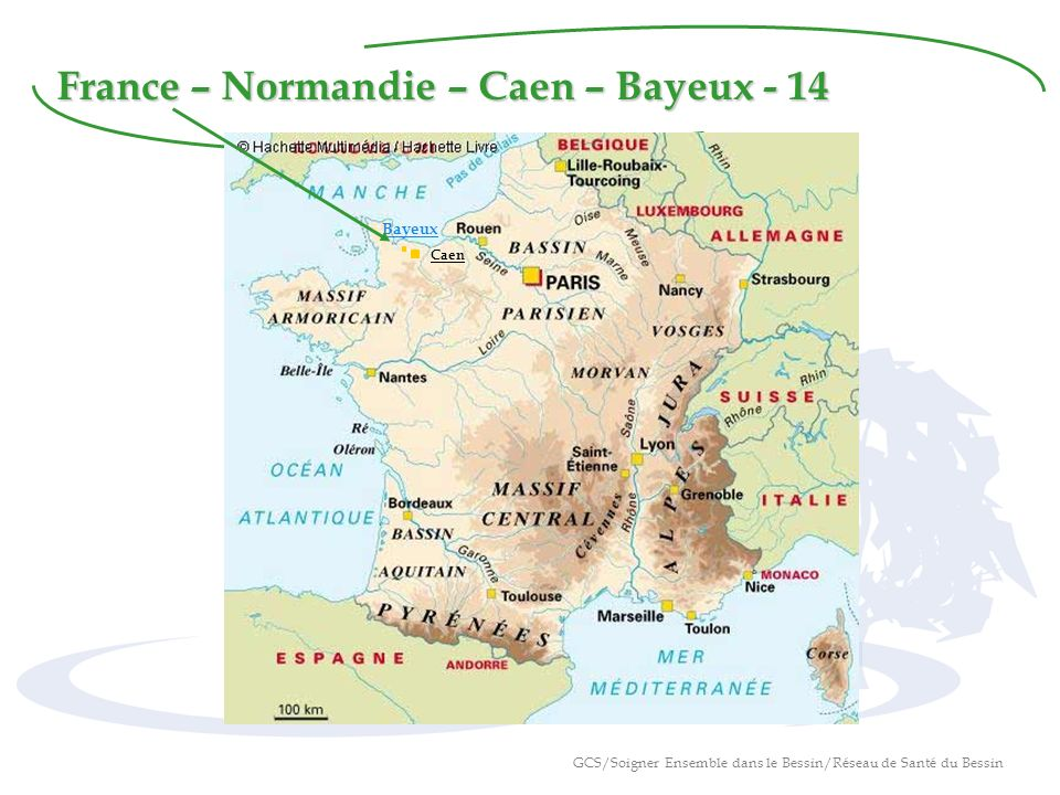 France – Normandie – Caen – Bayeux - 14