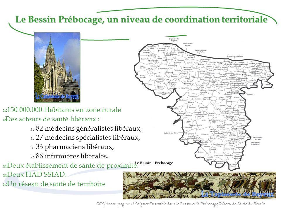 Le Bessin Prébocage, un niveau de coordination territoriale