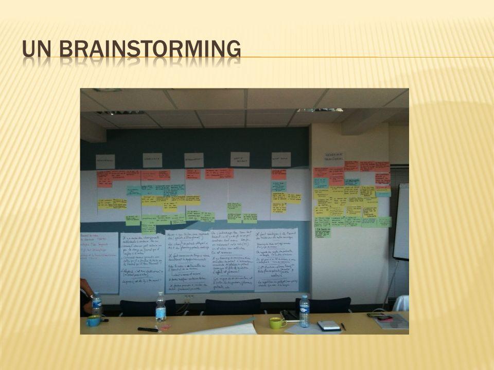 UN Brainstorming