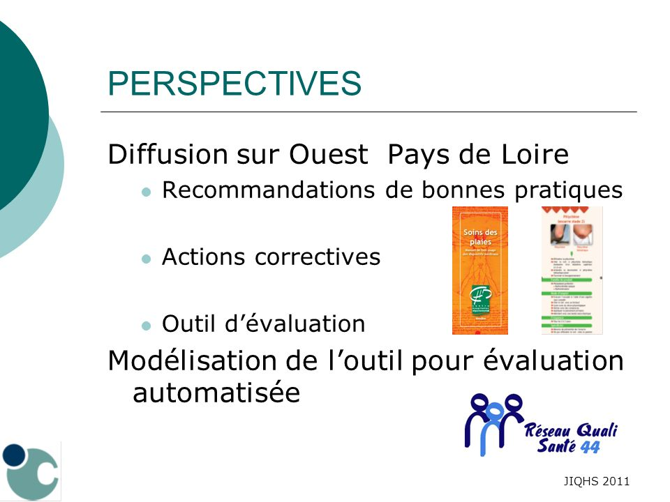 PERSPECTIVES Diffusion sur Ouest Pays de Loire