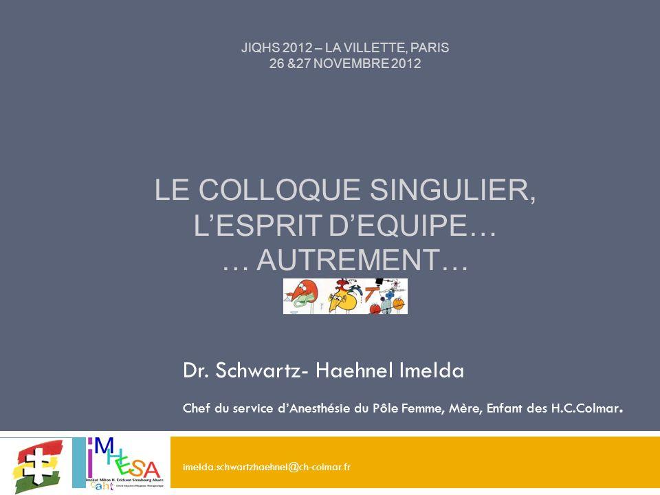 Dr. Schwartz- Haehnel Imelda