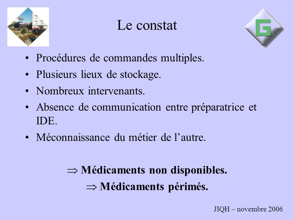 Médicaments non disponibles.