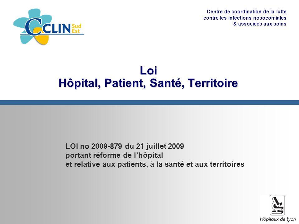 Loi Hôpital, Patient, Santé, Territoire