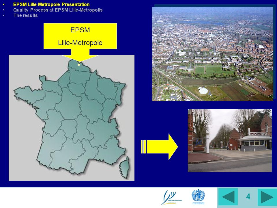 EPSM Lille-Metropole EPSM Lille-Metropole Presentation