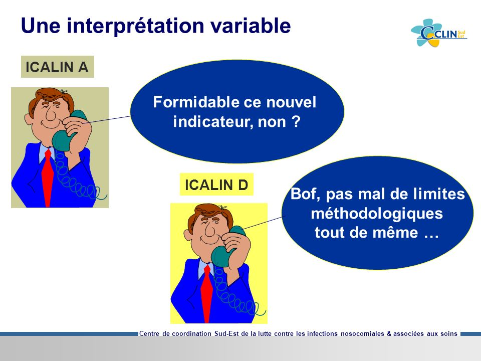 Une interprétation variable
