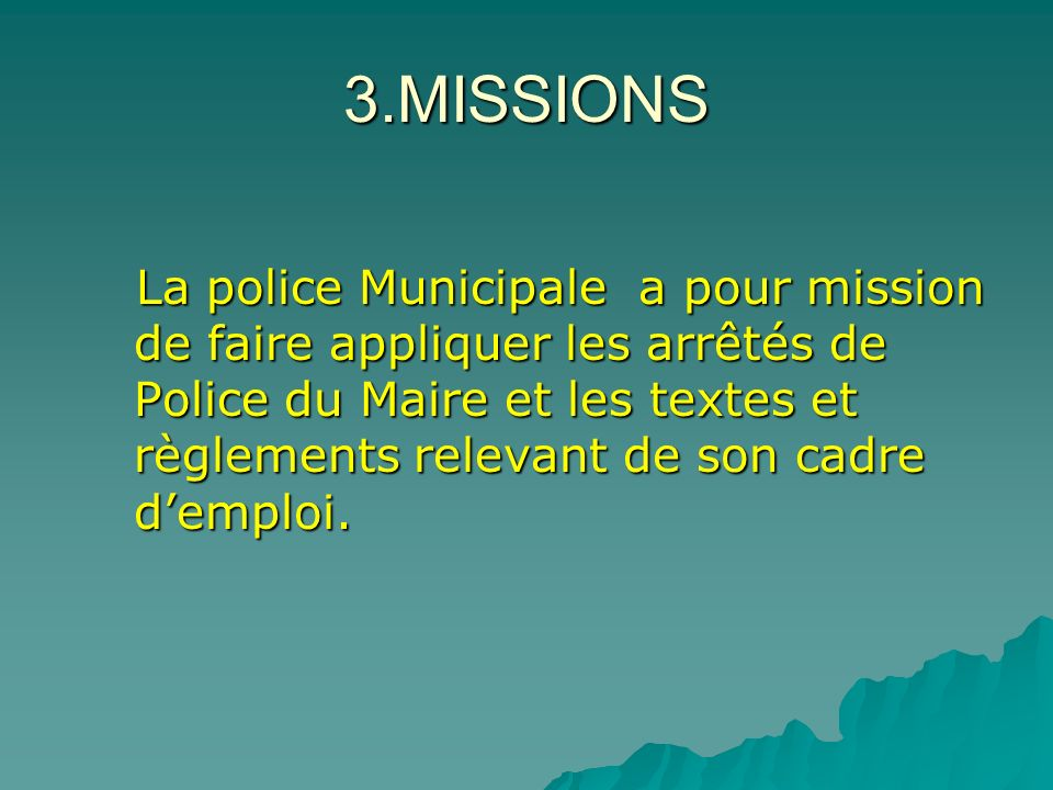 3.MISSIONS