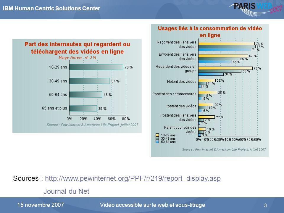 Les internautes consomment et produisent de plus en plus de contenu vidéo