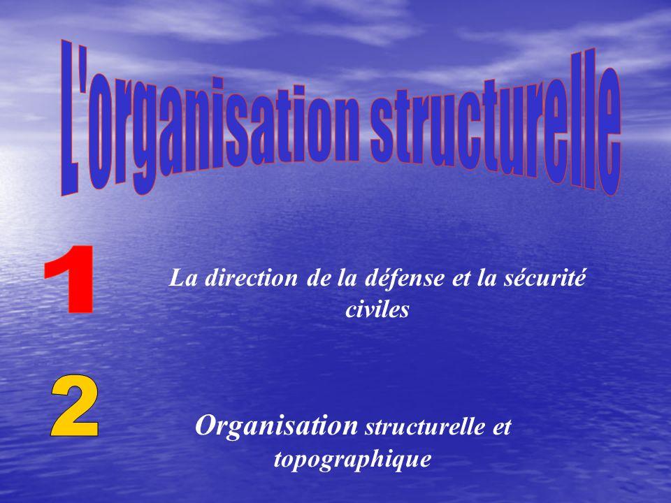 L organisation structurelle