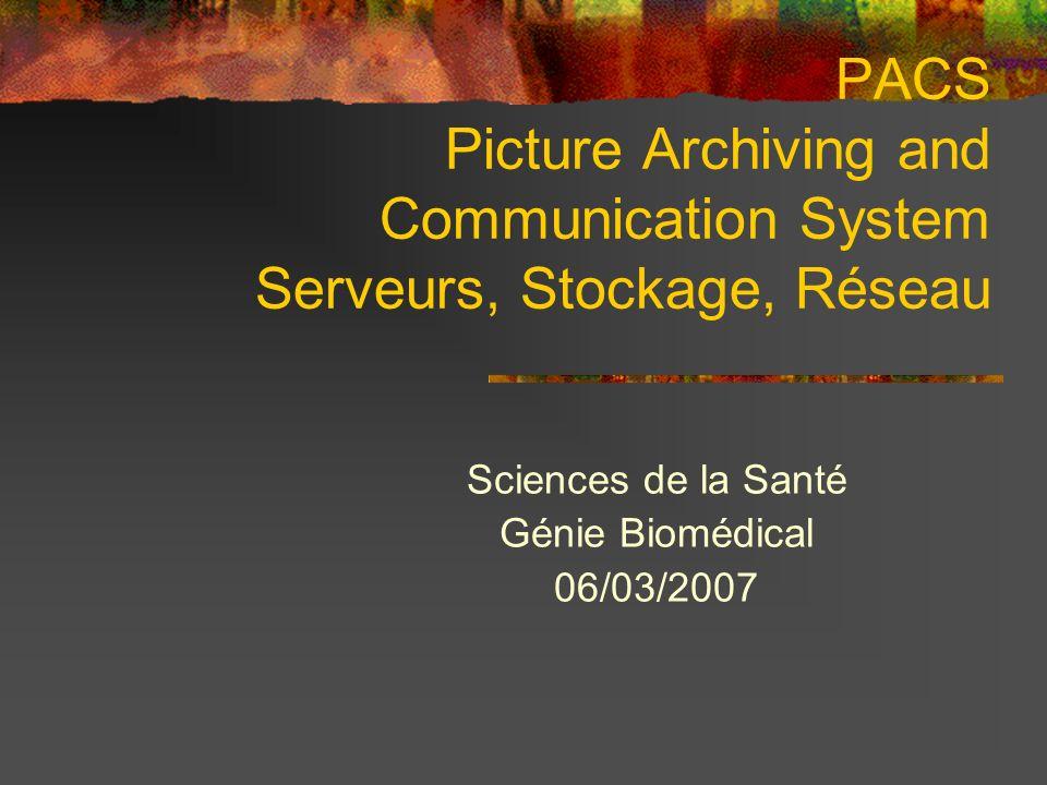 Sciences de la Santé Génie Biomédical 06/03/2007