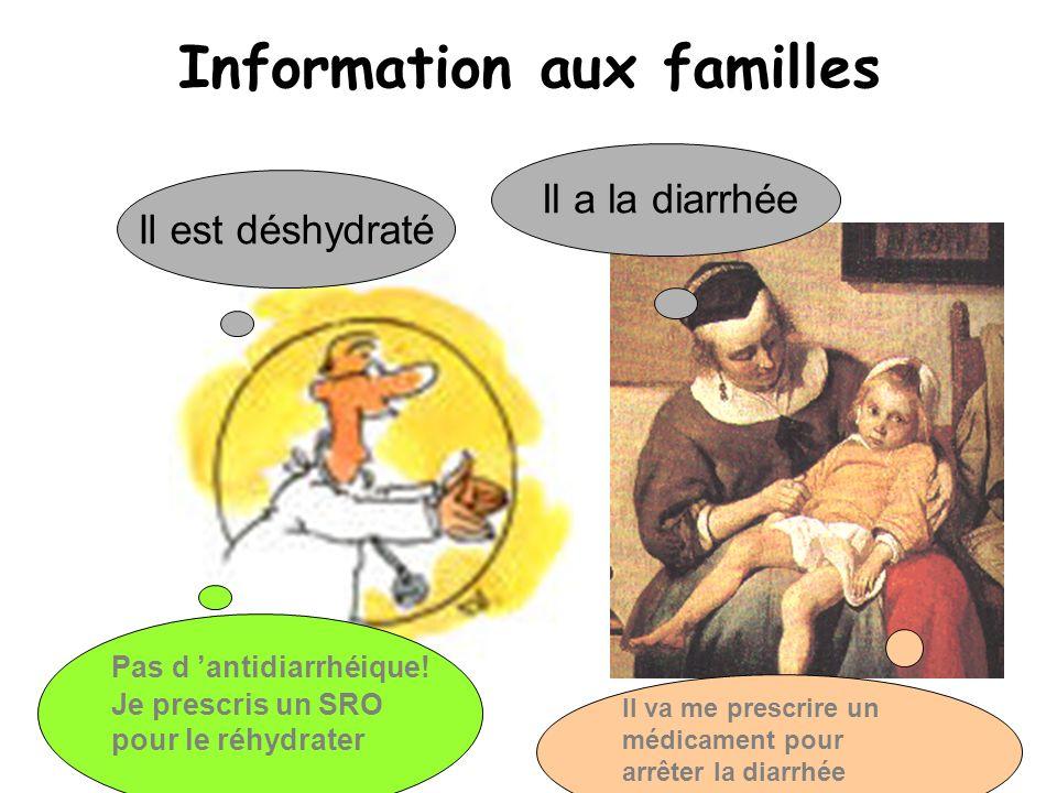 Information aux familles