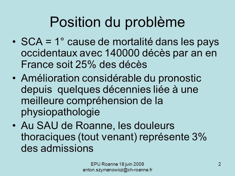 EPU Roanne 18 juin 2009 anton.szymanowicz@ch-roanne.fr