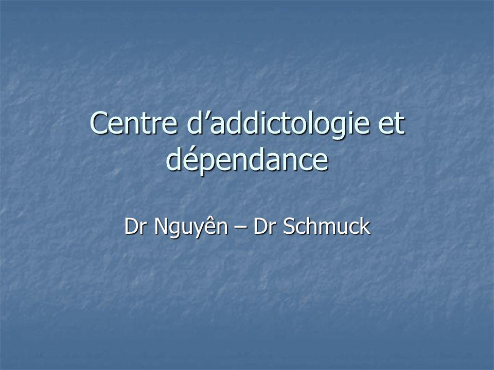Centre d'addictologie et dépendance