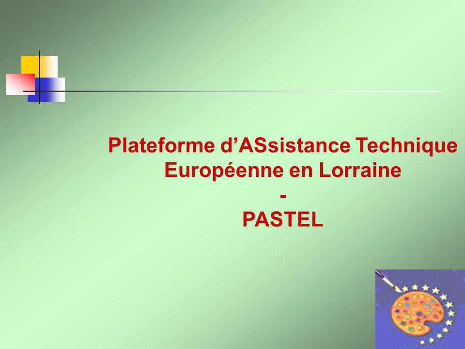 Plateforme d'ASsistance Technique Européenne en Lorraine