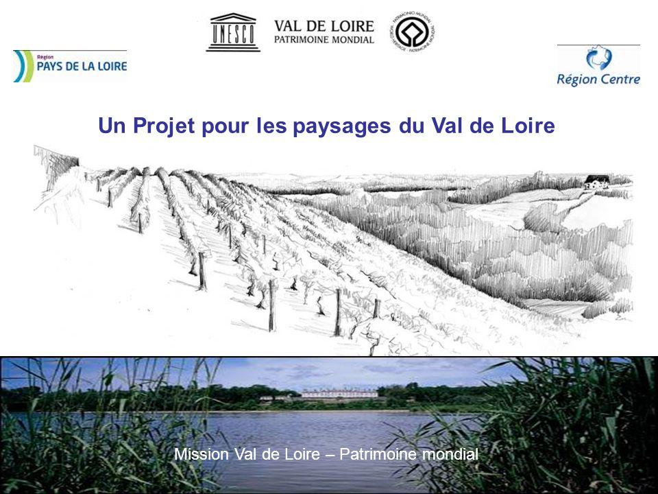 Un Projet pour les paysages du Val de Loire