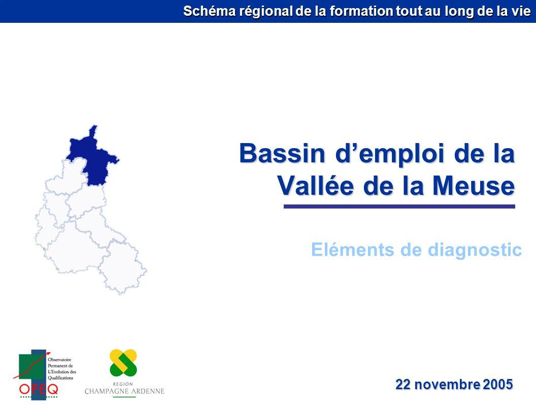 Bassin d'emploi de la Vallée de la Meuse