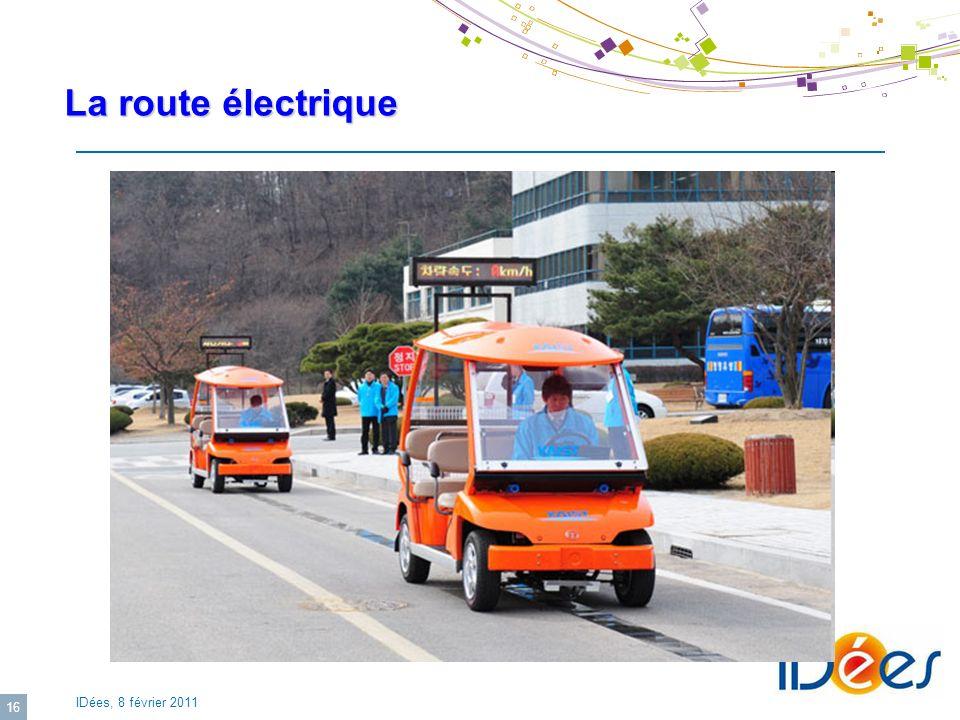 La route électrique