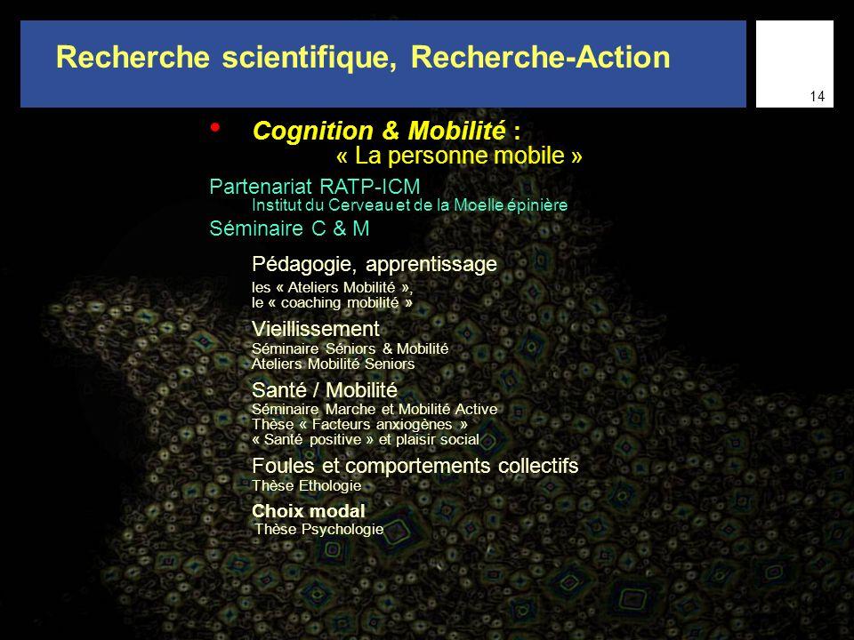 Recherche scientifique, Recherche-Action