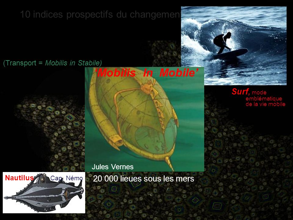 10 indices prospectifs du changement global de paradigme