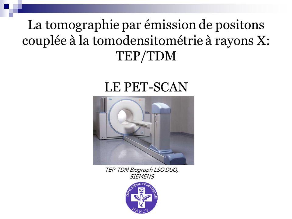 TEP-TDM Biograph LSO DUO, SIEMENS