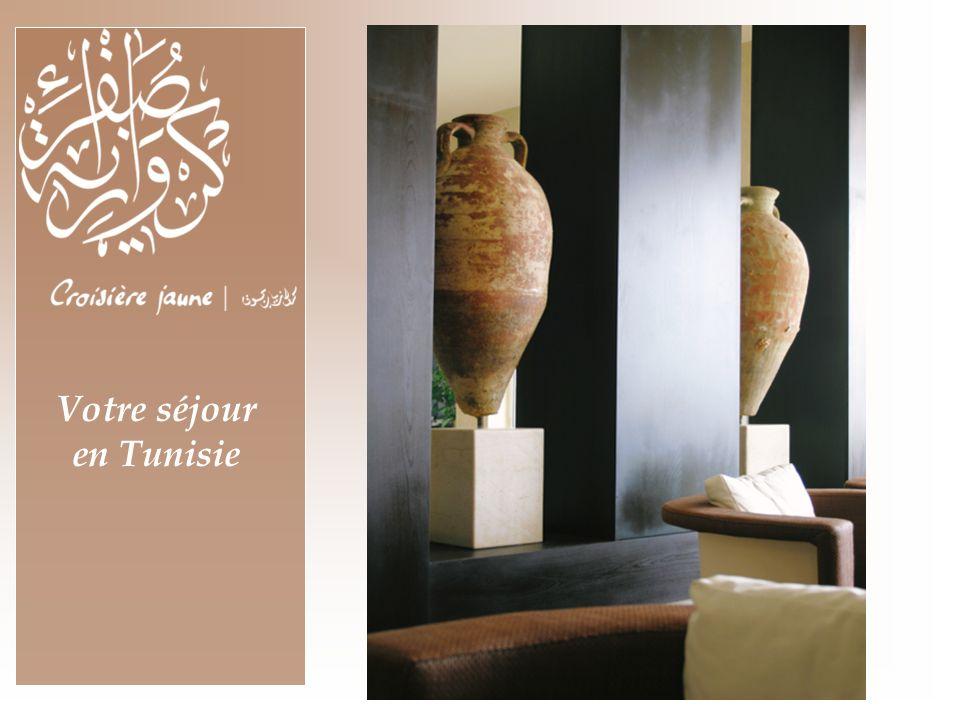 Votre séjour en Tunisie