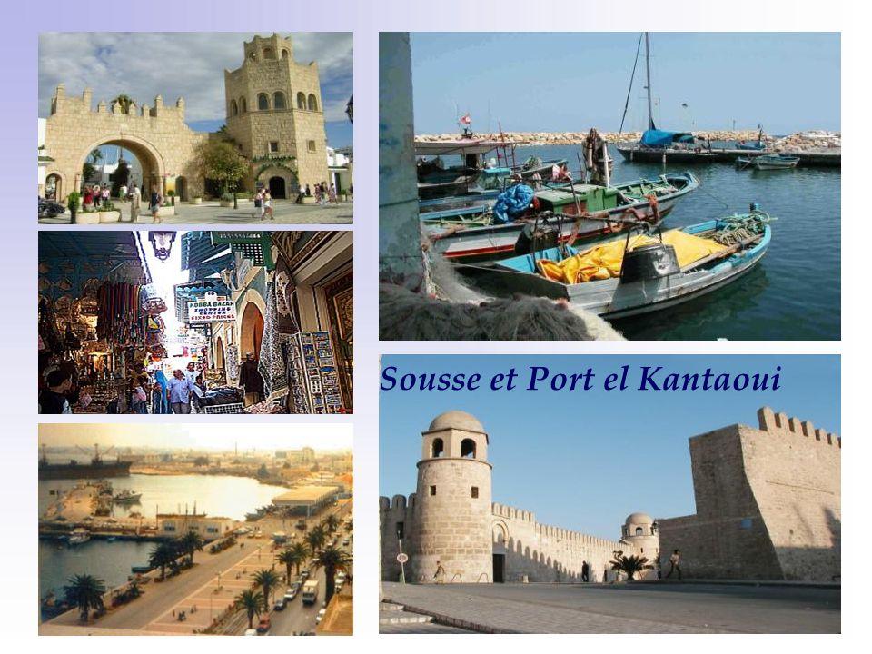 Sousse et Port el Kantaoui