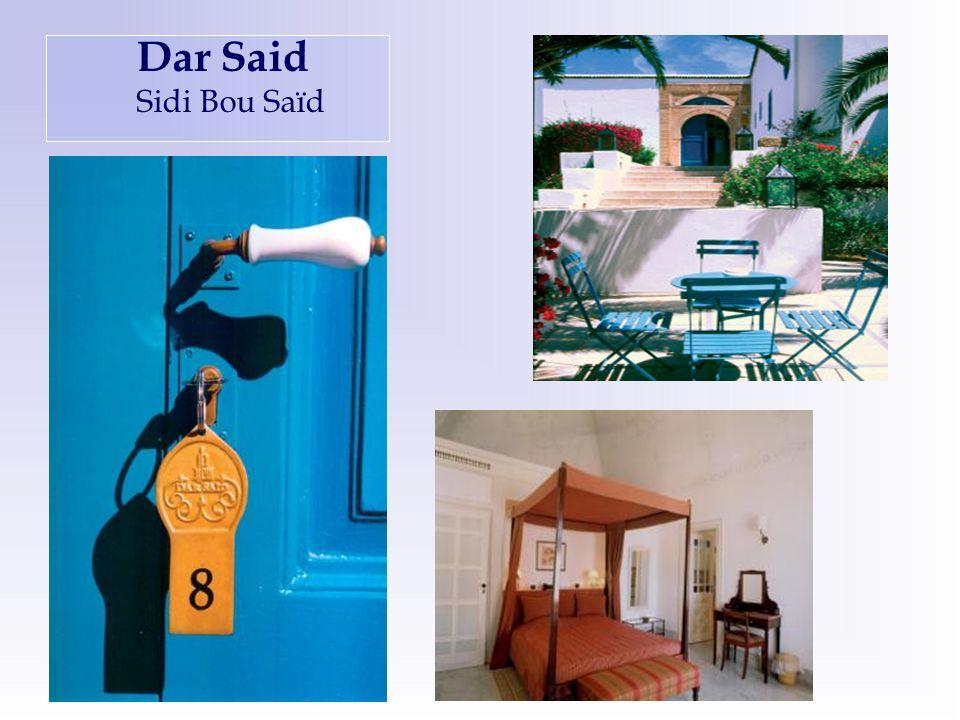 Dar Said Sidi Bou Saïd