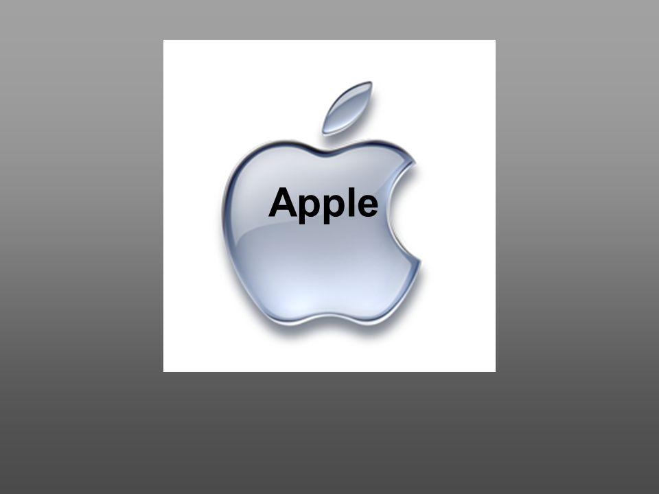 Apple Nous avons décidé de parler de la société Apple, car celle-ci est plus qu'une marque, c'est un symbole, l'emblème de la différenciation.