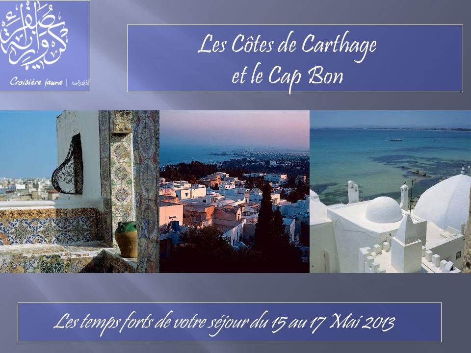 Les Côtes de Carthage et le Cap Bon
