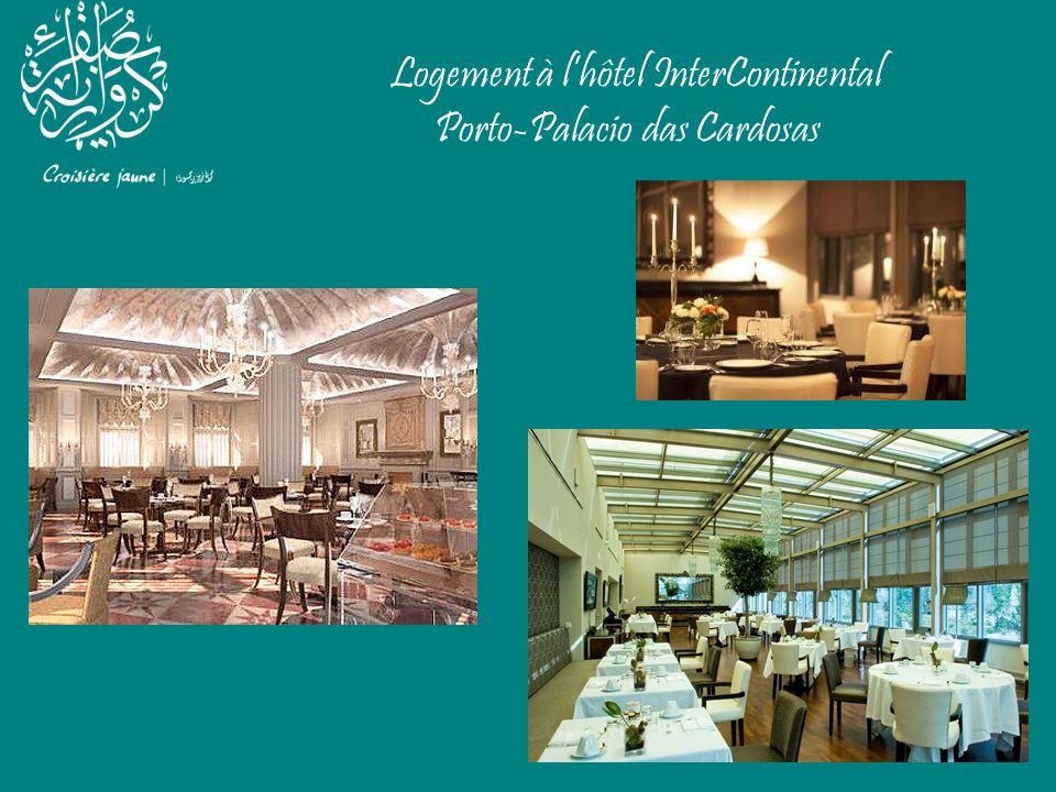 Logement à l'hôtel InterContinental Porto-Palacio das Cardosas