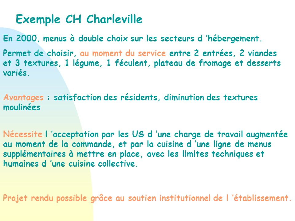 Exemple CH Charleville