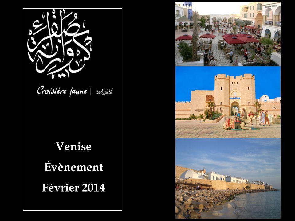 Venise Évènement Février 2014