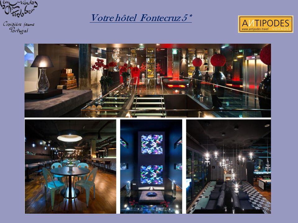 Votre hôtel Fontecruz 5*