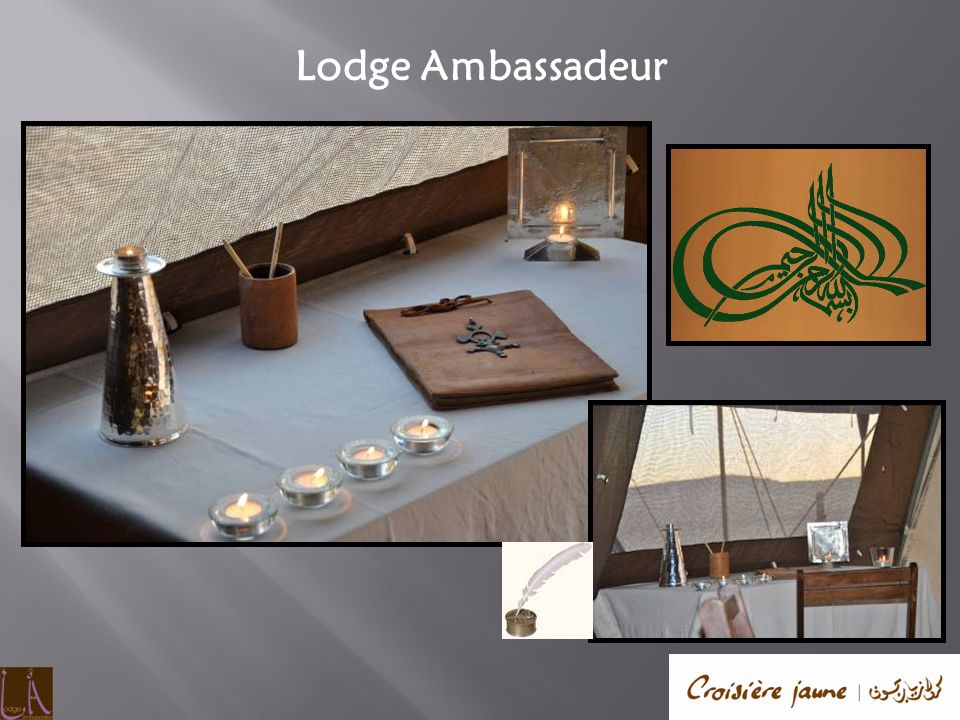 Lodge Ambassadeur