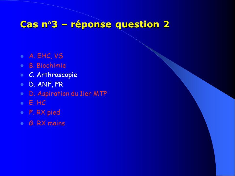 Cas n°3 – réponse question 2