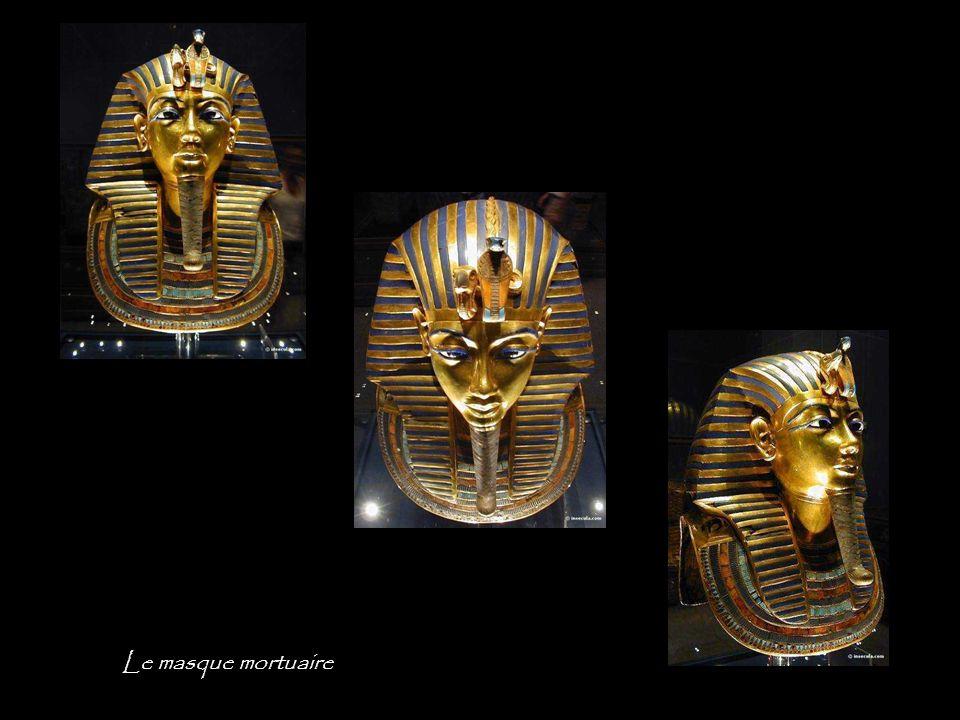 Le masque mortuaire