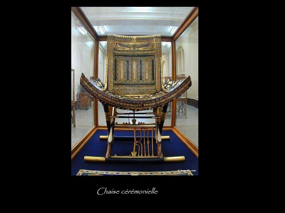 Chaise cérémonielle
