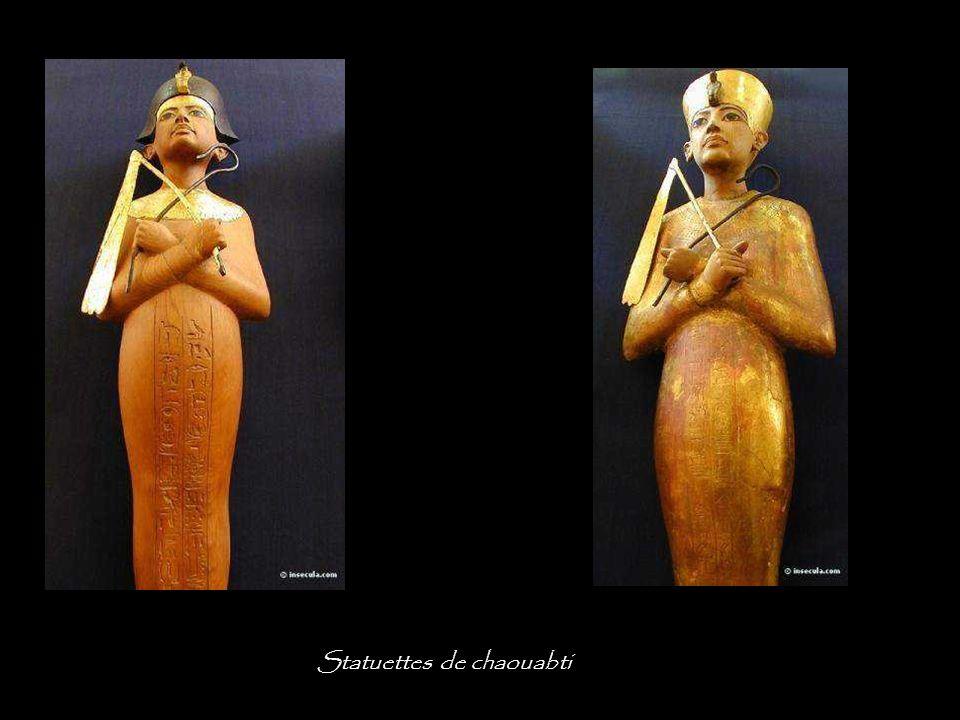 Statuettes de chaouabti