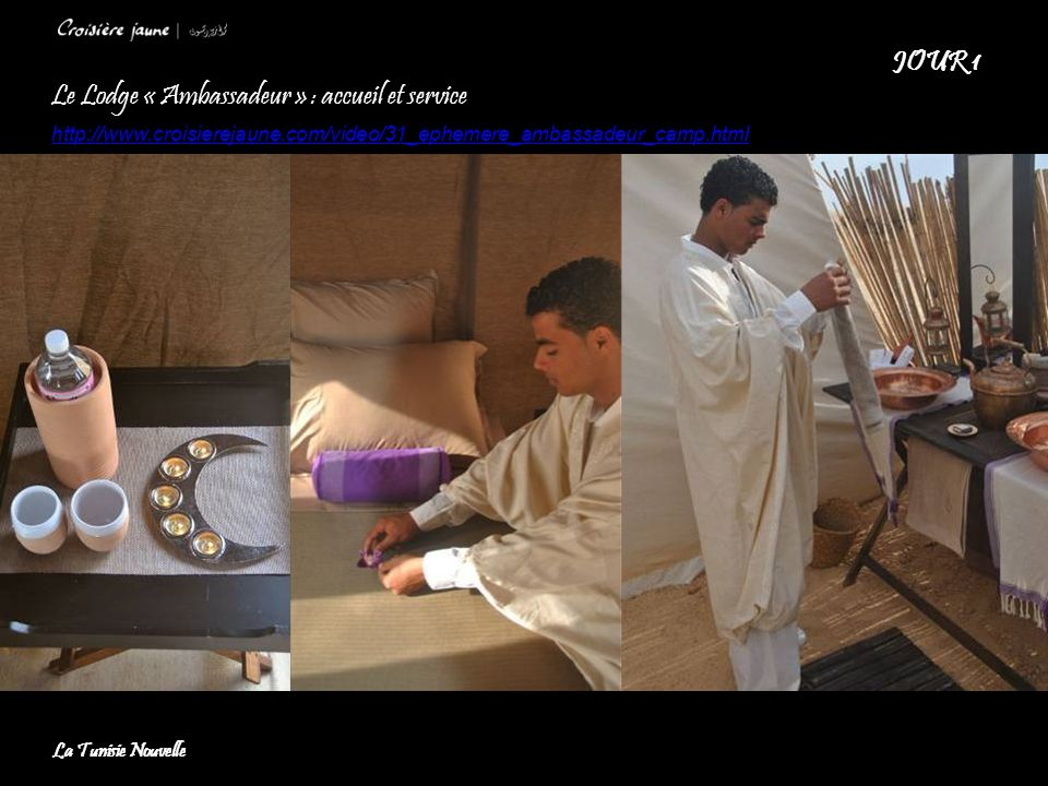 Le Lodge « Ambassadeur » : accueil et service