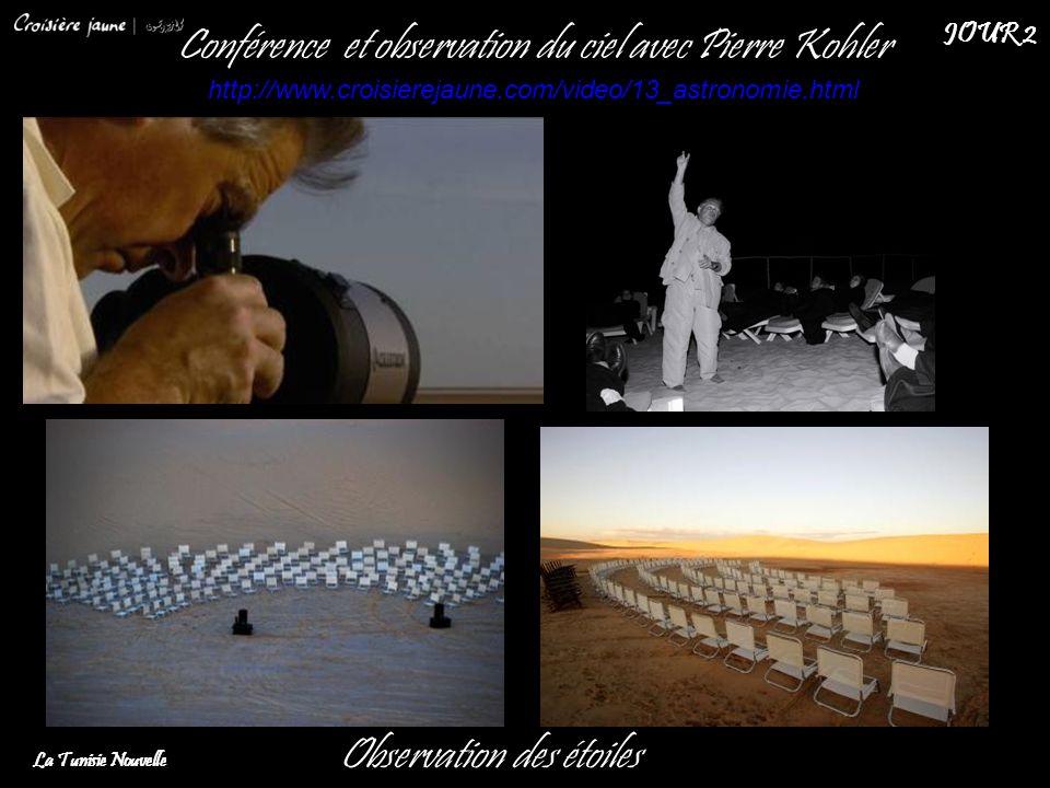 Conférence et observation du ciel avec Pierre Kohler