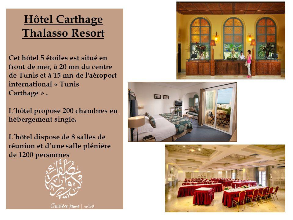 Hôtel Carthage Thalasso Resort