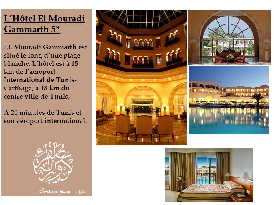 L'Hôtel El Mouradi Gammarth 5*