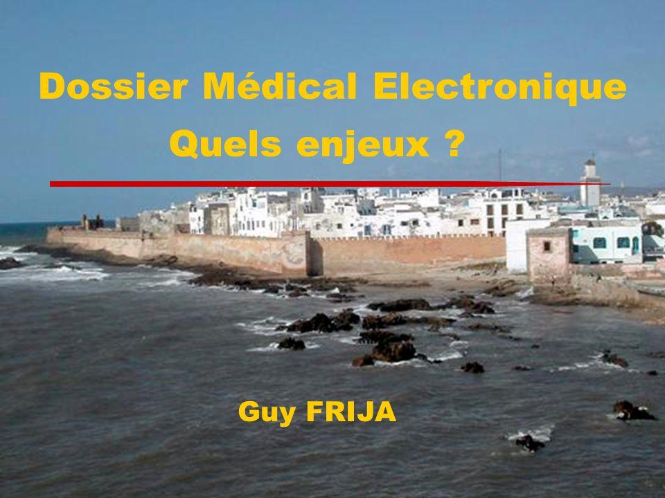 Dossier Médical Electronique