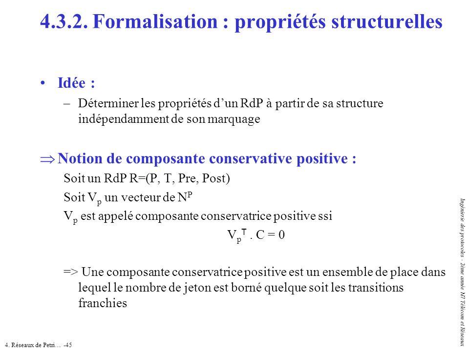 4.3.2. Formalisation : propriétés structurelles