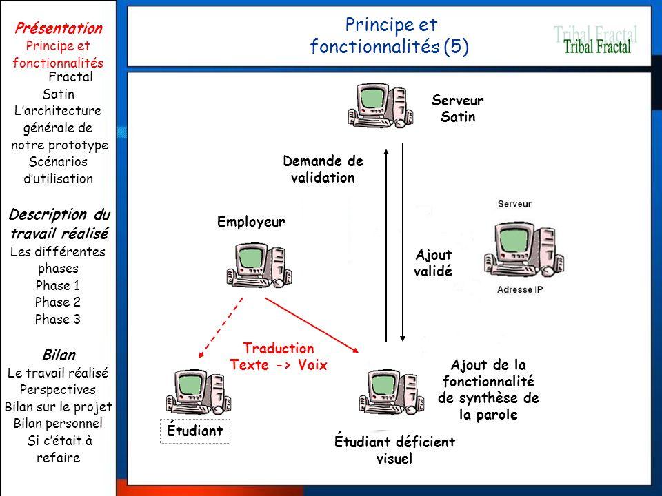 Principe et fonctionnalités (5)