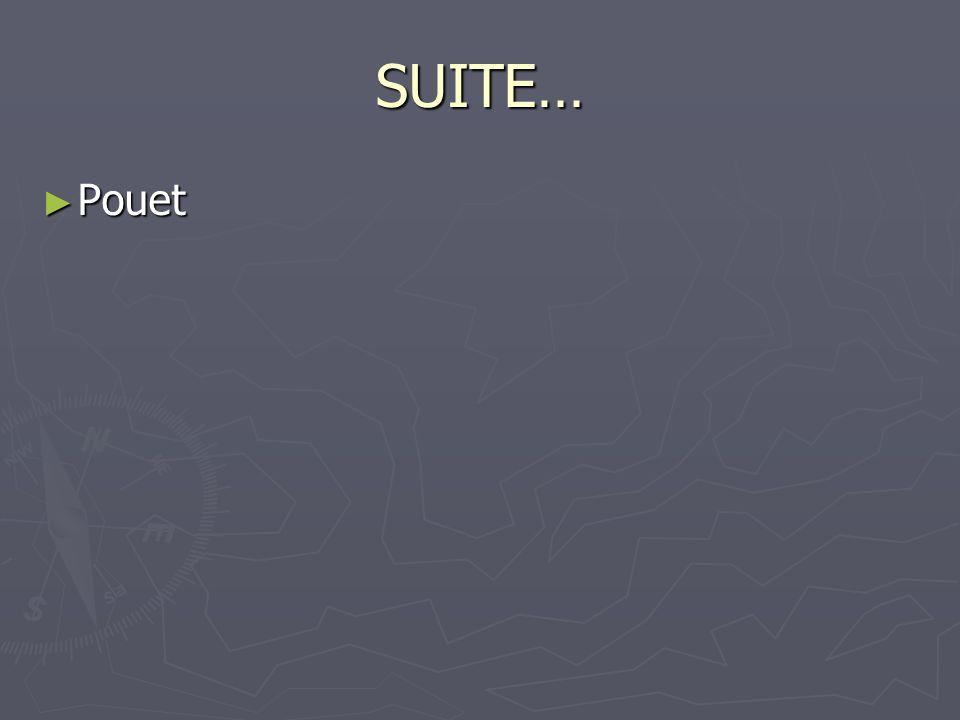 SUITE… Pouet